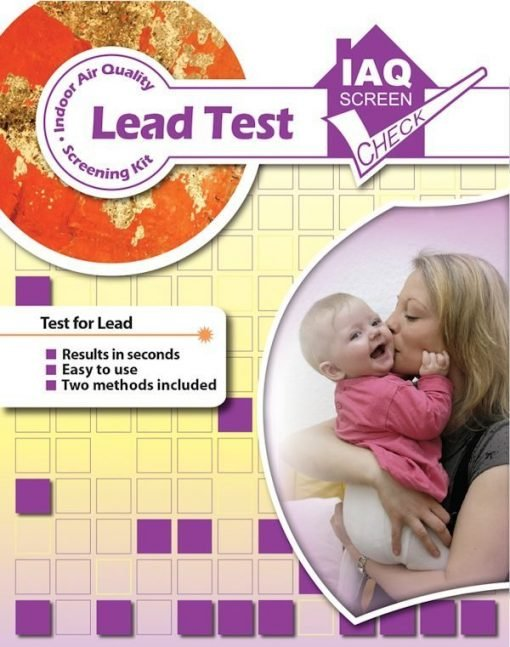 Lead Test Kit