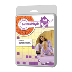 Formaldehyde Test Kit - Formaldehyde Indoor Air Quality Test Kit