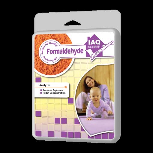 Formaldehyde Test Kit - Formaldehyde Indoor Air Quality Test Kit