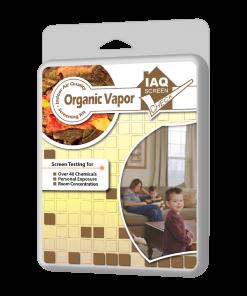 Organic Vapor VOC Test Kit Indoor Air Testing Kit