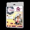 Radon Test Kit for Homes and Workplaces DIY Radon Testing