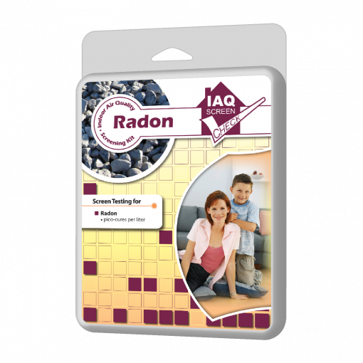 Radon Test Kit for Homes and Workplaces DIY Radon Testing