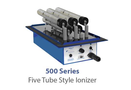 PURE Tube Ionizers - 500 Series