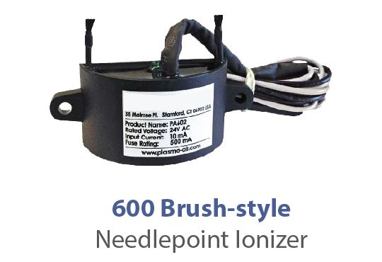 600 Brush-Style - Needlepoint Bipolar Ionization