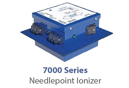 7000 Needlepoint Ionizer - Needlepoint Bipolar Ionization