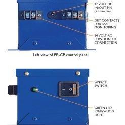 Plasma BAR Control Panel