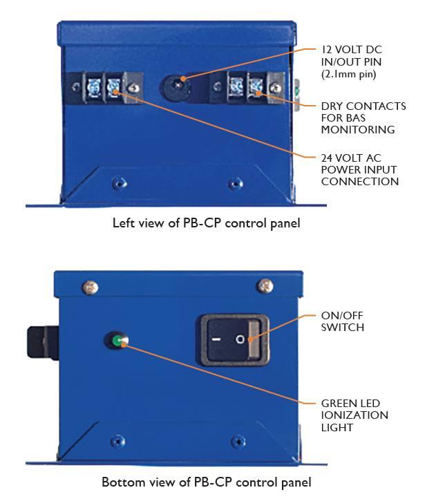 Plasma BAR Control Panel Plasma Bar CP