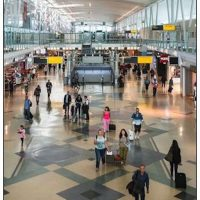 Airport and Institutional bipolar ionization