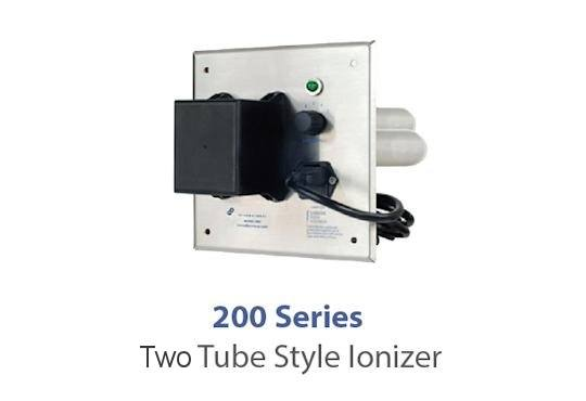PURE Tube Ionizers - 200 Series