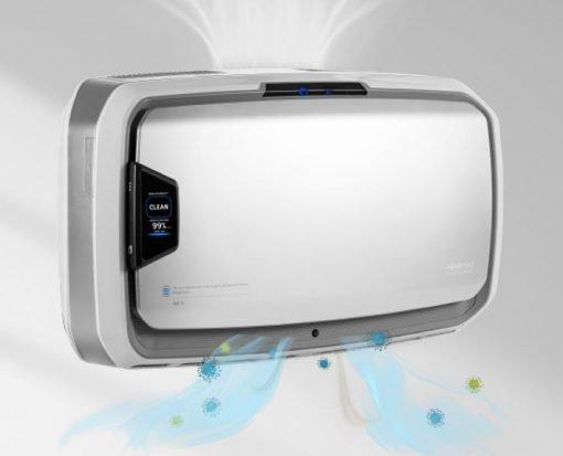 air purifier wall mount Aeramax professional iv