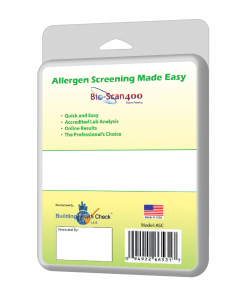 Allergen Test Kit - Home and Work - Indoor Environment