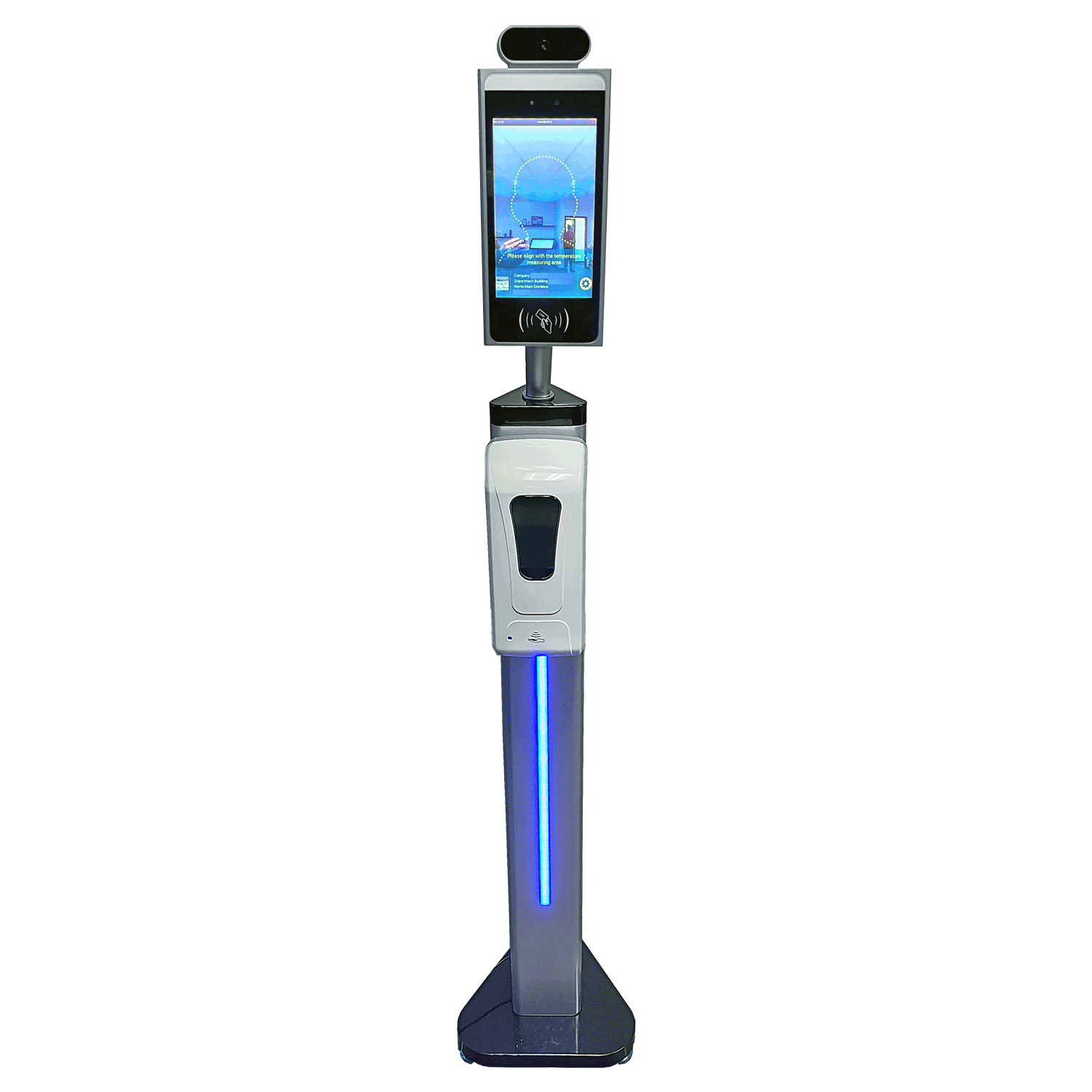 Free Standing Temperature Scanners