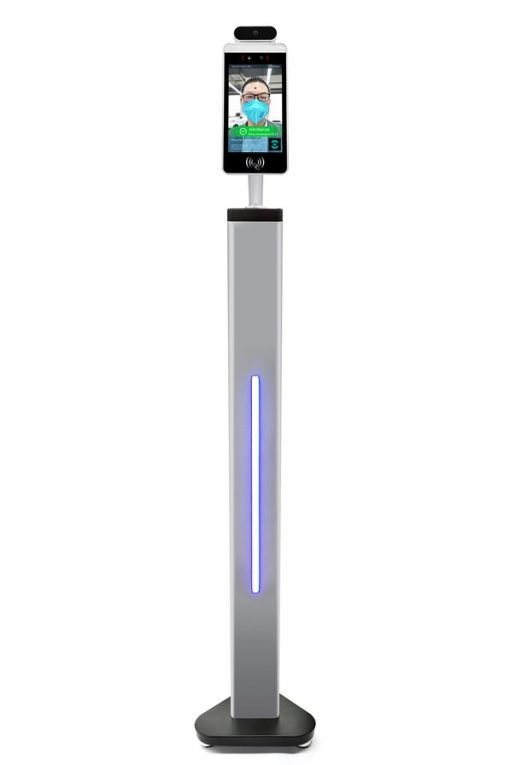 Free Standing Temperature Scanner