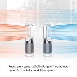 Dyson HP04 Tower Pure Hot Cool Air Purifier Hot and Cold Air Purifier Air Circulation