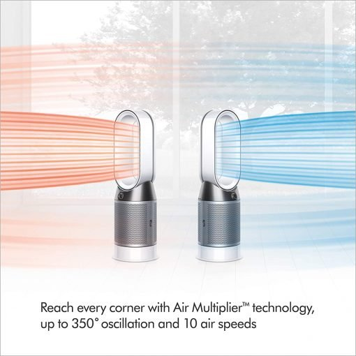 Dyson HP04 Tower Pure Hot Cool Air Purifier Hot and Cold Air Purifier Air Circulation