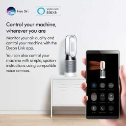 Dyson HP04 Tower Pure Hot Cool Air Purifier Hot and Cold Air Purifier iPhone and Android Controlled