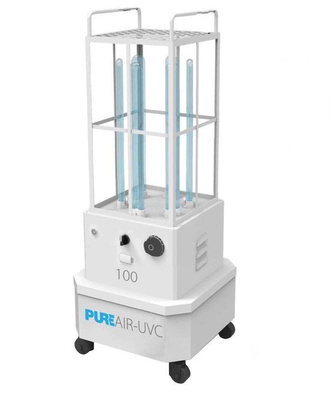 UVC Bot 100