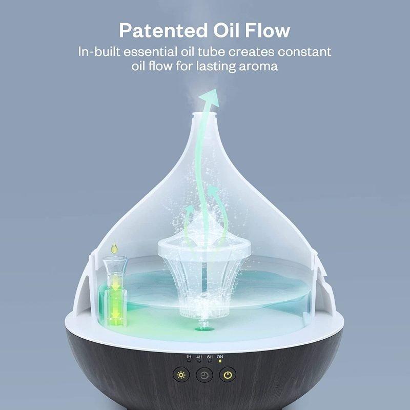 Anjou Oil Flow